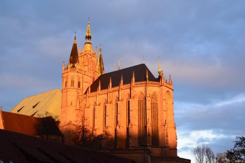 Dom St. Marien in Erfurt
