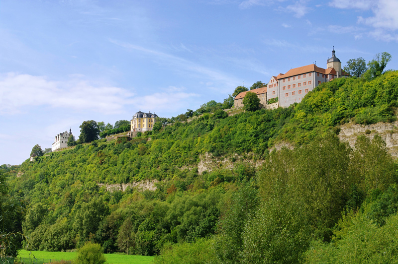 Dornburger Schlösser bei Jena