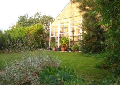 Ferienhaus zu Wohlsborn-Garten