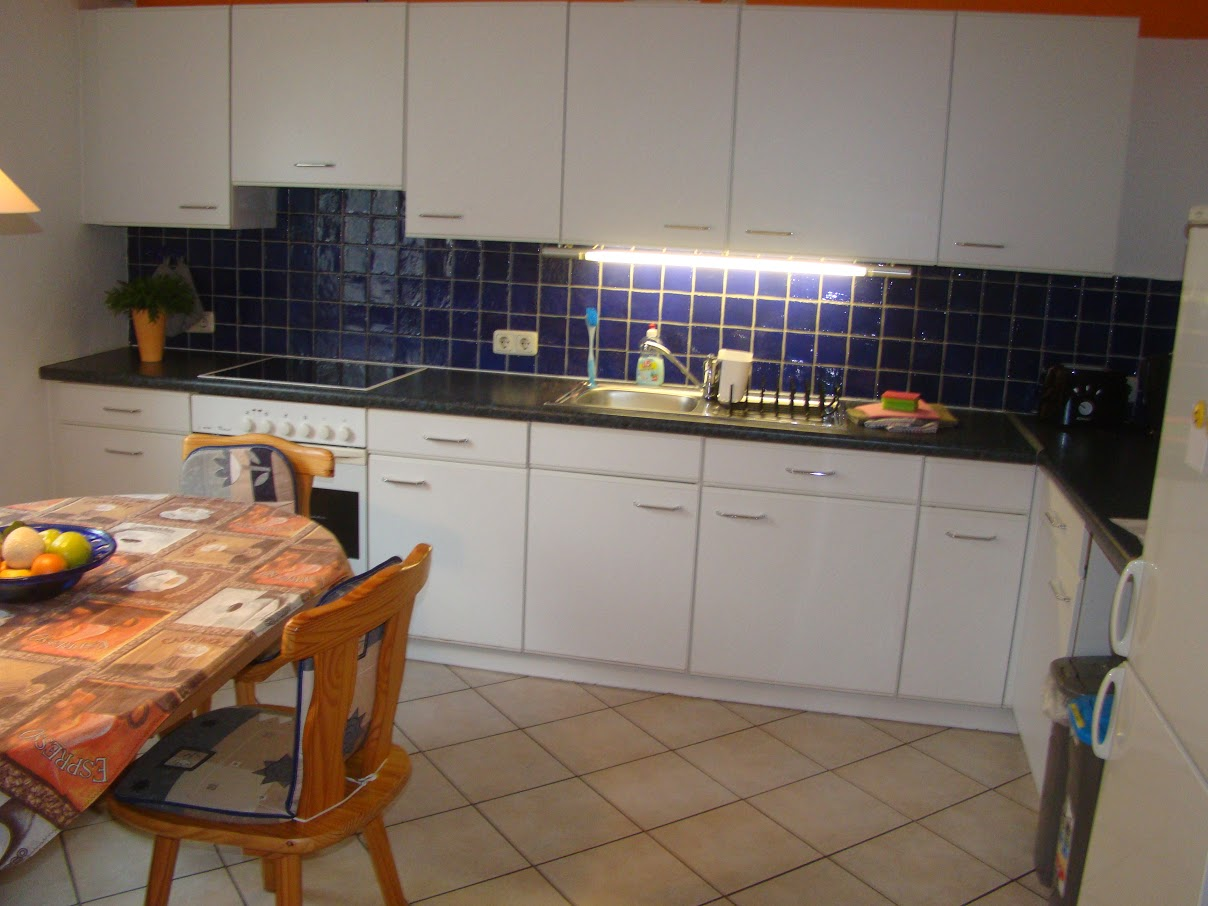 Ferienhaus zu Wohlsborn Küchenzeile2