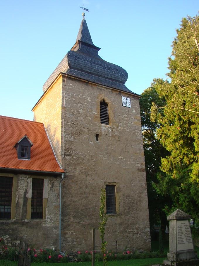 Kirche in Wohlsborn