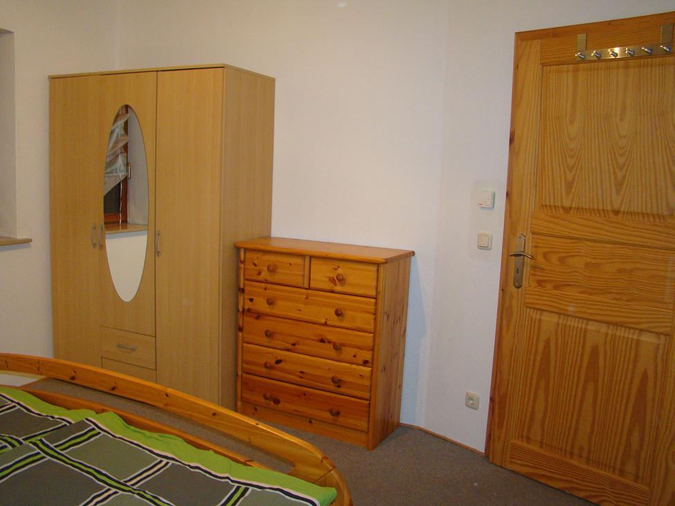 Schlafzimmer2 im Ferienhaus zu Wohlsborn bei Weimar