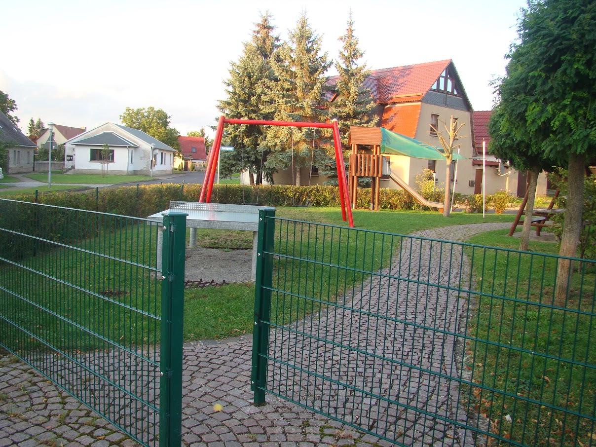 Spielplatz in Wohlsborn
