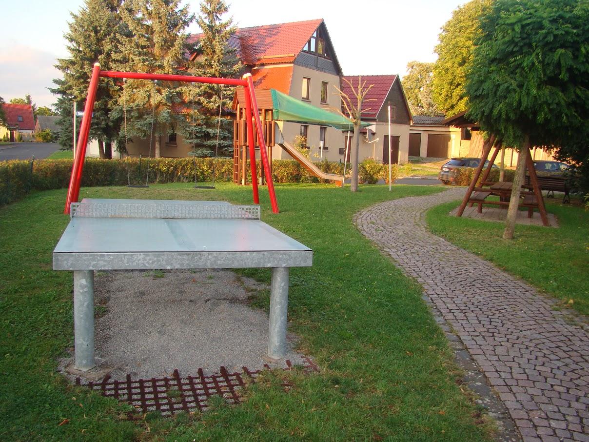 Tischtennisplatte Wohlsborn