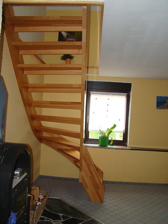 Treppe Ferienhaus zu Wohlsborn Weimar