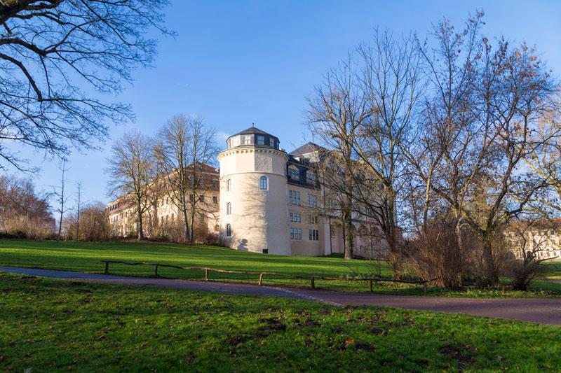 Weimar Anna-Amalia-Bibliothek